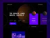 #SPACEDCHALLENGE extra screens