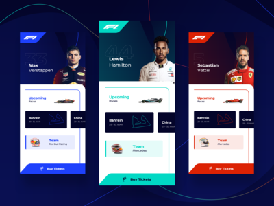 F1 - Drivers