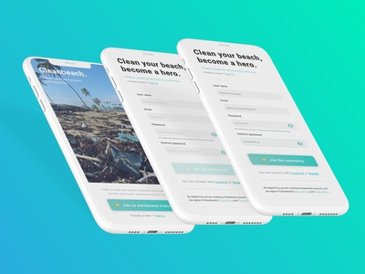Sign-Up  /Daily Ui 001