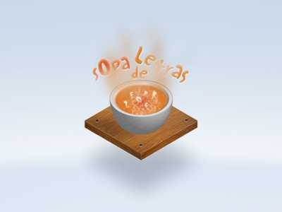 Alphabet Soup icon application