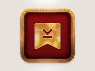 Golden Icon