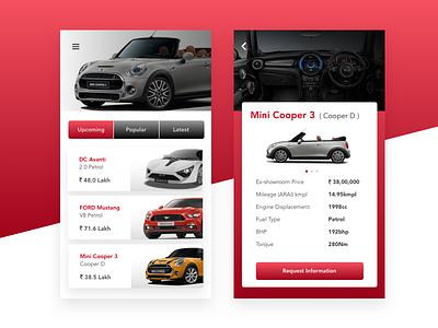 Car Dealership mobile sportscar clean dealership car