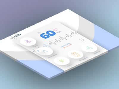 aFib app navigation ekg monitor heart health navigation