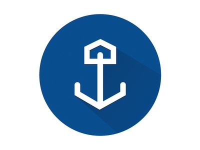 Anchored House Logo