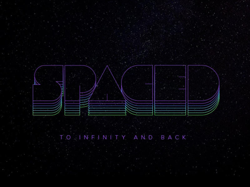 SPACED black hole galaxy infinity epicurrence epic dannpetty space spaced spacedchallenge