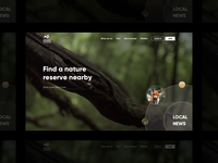 The Wildlife Trusts - redesign concept