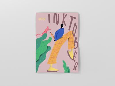 Inktober poster
