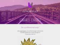 Ultraviolet website