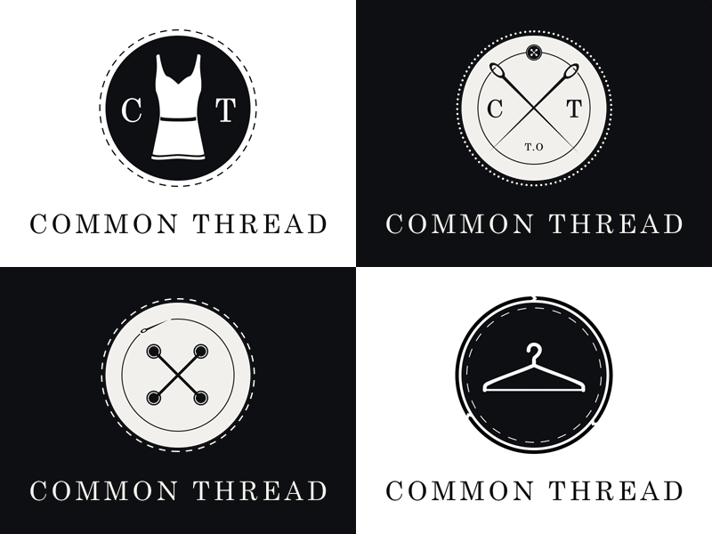 Common Thread apparel clothing logo