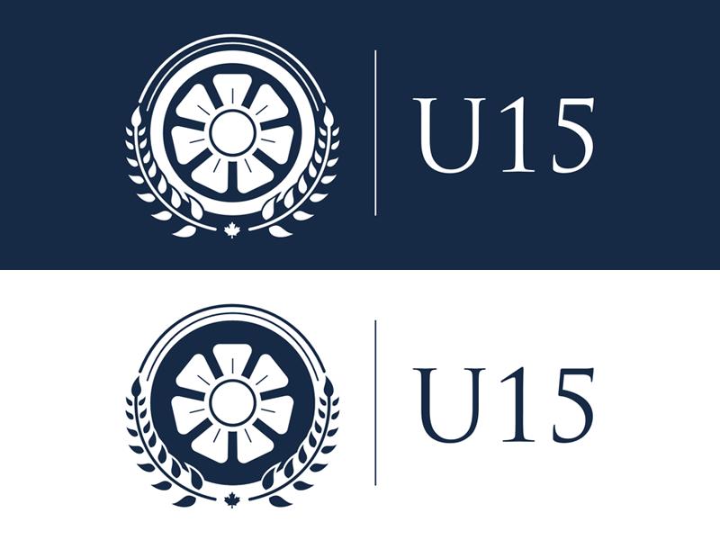 U15 academic logo