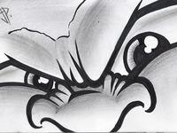 Sketchbook 1 Face