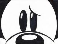Sketchbook 3 Mickey
