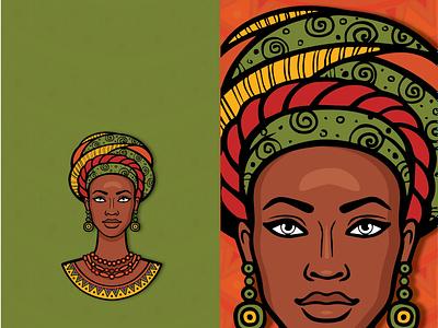 African Kitenge