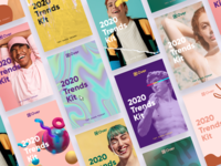 Over Trends 2020 Marketing Launch graphic design video design trends pinterest marketing campaign after effects animation design