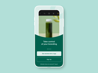 Onboarding carousel concept design ux ui after effects animation carousel onboarding