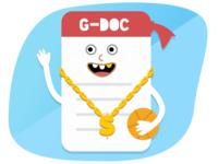 G-SUITE G-DOC (aka. Google Docs)