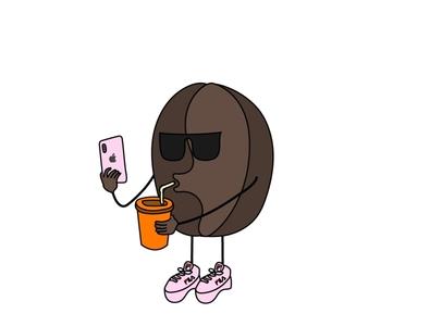 Fashionable  coffee