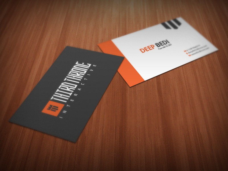 Letterpress Business Cards By Arun Pattnaik Dribbble Dribbble