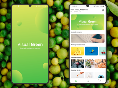 Visual Green App
