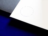 Parentesis Letter Logo