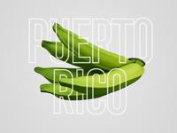 Save Puerto Rico Platanos