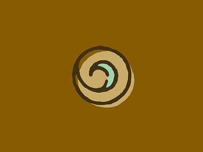 Elemental Icon - Sea nature elemental water sea illustration branding icon