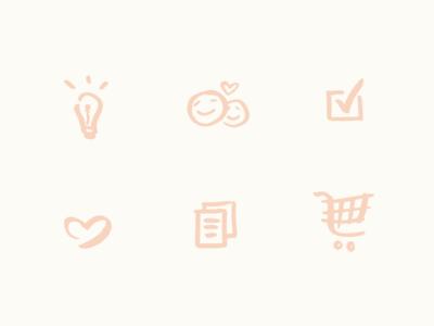 Brush Icons