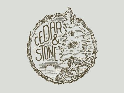 Cedar and Stone