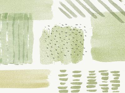 Fleri Farms - WIP 2 sketch pattern haiti farms illustration brush
