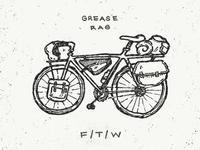 Grease Rag - Bike Camping