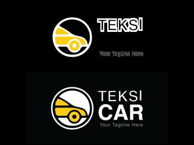 Teksi Car Logo