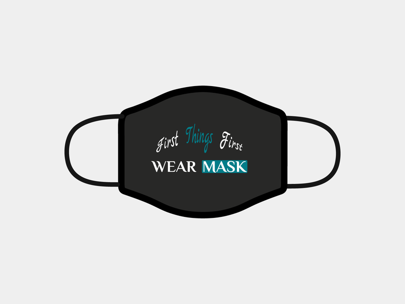 Design For Good Face Mask Challenge ''Wear Mask''