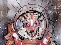Space Deer !