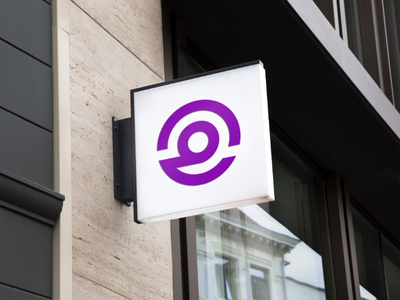 Symbol design geometric icon minimal shapes logotype logoproject flatlogo letter logo