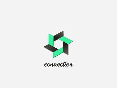 Connection Logo Concept