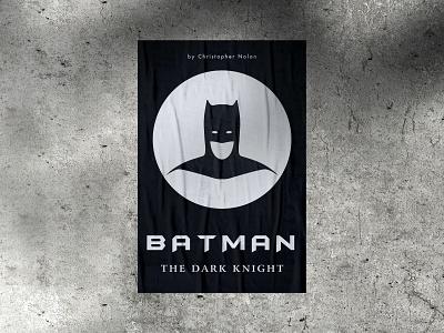 BATMAN  - Film Poster design art designposter poster art ps ai illustrator illustration photoshop minimalism movie darkknight batman mask film poster poster design poster mask batmanthedarkknight filmposter film batman