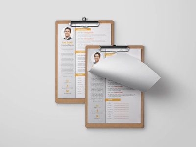Free Creative Resume & Cover Letter Template