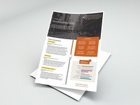 Free Indesign CV Template