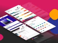 Colorizr - Color Scheme Generator - App Design