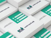 Мойстрой.рф - Construction Supplier - Business Card