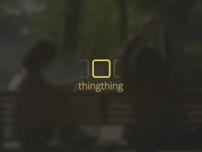 Thingthing - logo
