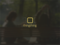Thingthing - logo
