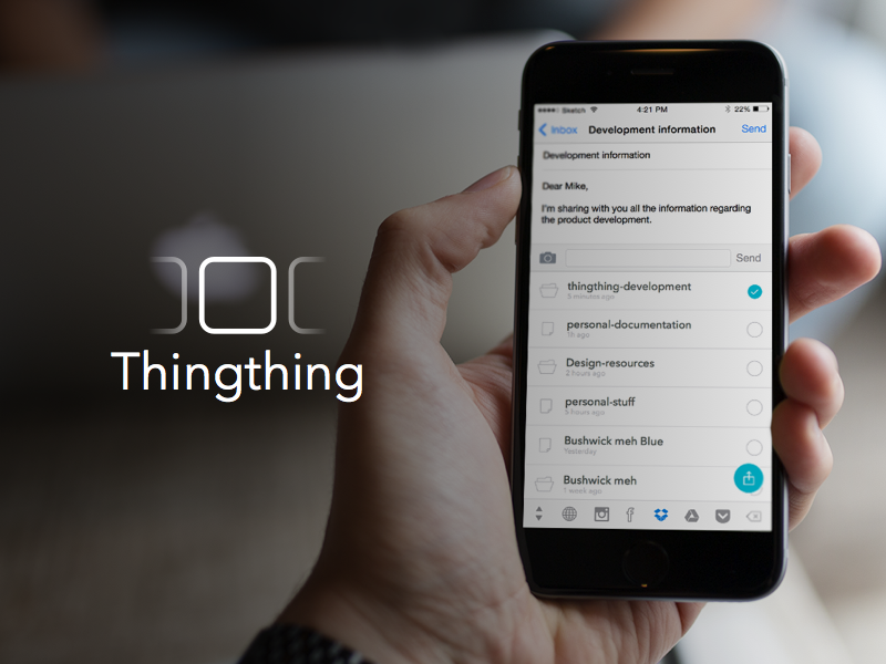 Thingthing Keyboard live! productivity appstore keyboard iphone ios app