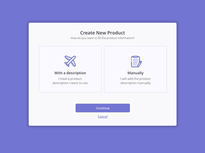 Onboarding process ecommerce b2b dashboard pop-up modal window modal box onboarding ui onboarding screen