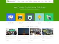 Green Global New Design