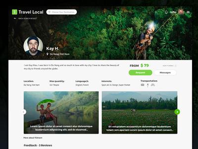 Local Guide Profile