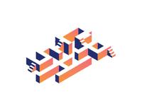 Isometric Maze
