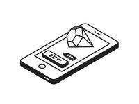 Isometric Mobile Shop