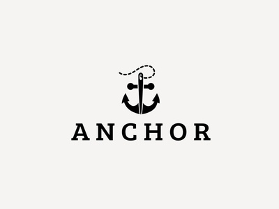 Anchor Logo Design