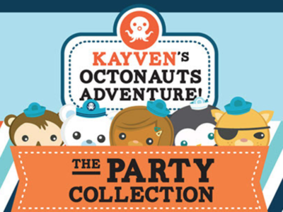 Octonauts Adventure: The Party Collection
